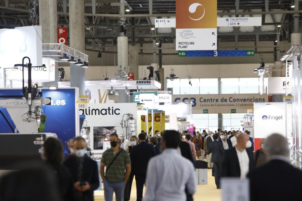 Expoquimia Equiplast Eurosurfas